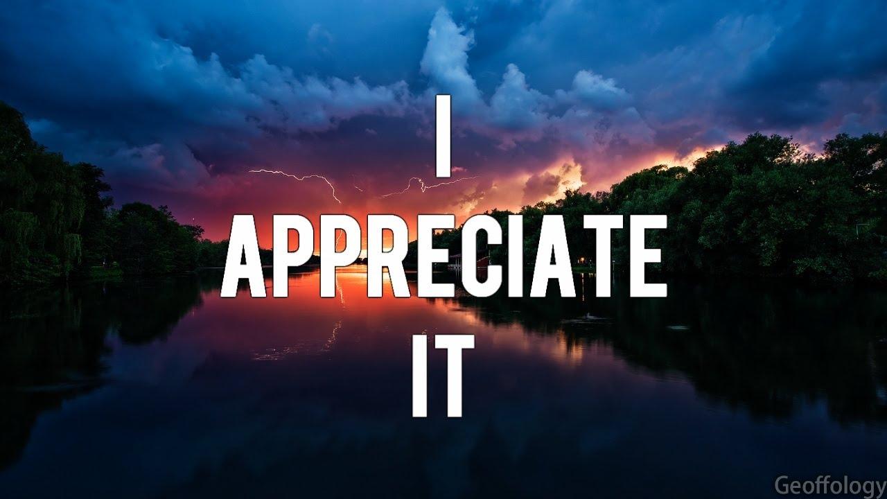 tbt i appreciate it