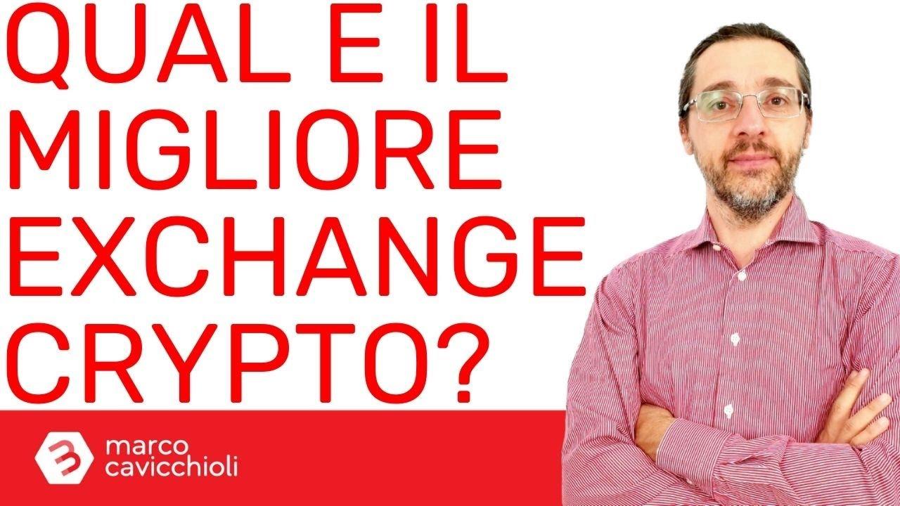 Migliori Exchange di Criptovalute: Top 5 in Italia nel