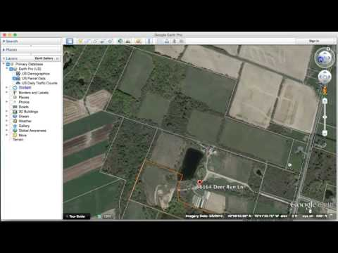 Google Earth For Farmers 1: Download, Basic Functions