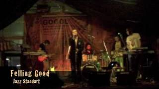 Марк Юсим & Big Beat Band (live in gogol