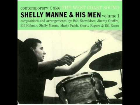 Shelly Manne & His Men_You and the Night and Music