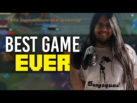 Imaqtpie - THE BEST GAME EVER (YOU WONT BELIEVE IT UNTIL YOU SEE IT)