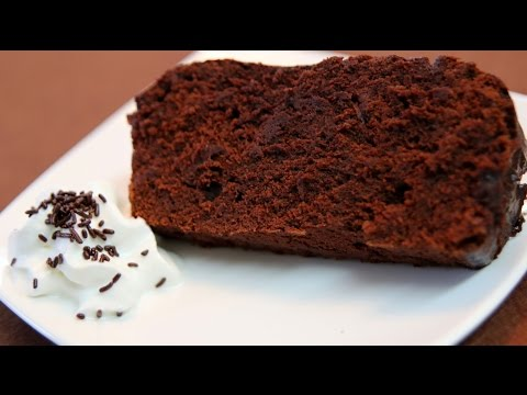 Chocolate Cake With Cocoa Syrup Recipe - CookingWithAlia - Episode 348