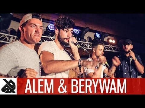 ALEM & BERYWAM | Fantasy Jam | World Beatbox Camp