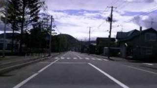 上川駅~滝上町滝上公園駐車場(Part1 道道640号 町道)[上川町]