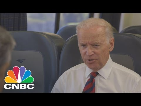 Joe Biden On Bob Gates: He Sent Me The Most Thoughtful Letter When My Son Died | Speakeasy | CNBC