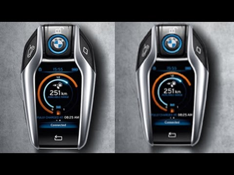 Bmw I8 Key Coolest Of All Youtube