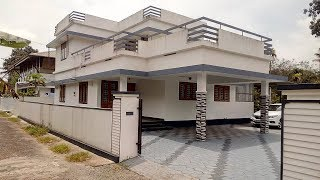 #10 cent 2400 sqft 4 bhk New posh furnished House for sale in Kerala ernakulam Kolenchery