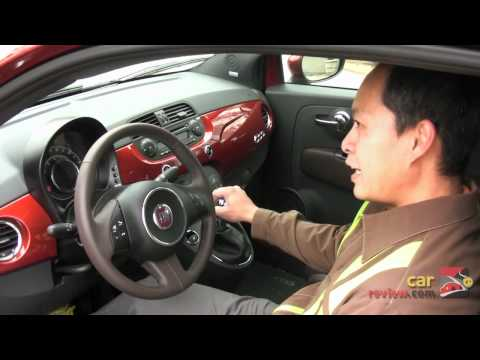 2012 Fiat 500 - Review