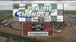 2018 NASCAR Pinty's Series: Velocity Prairie Thunder Twin 125s