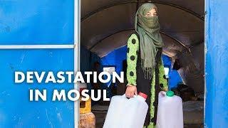 Devastation in Mosul