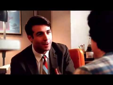 Ben Feldman's Michael Ginsberg in