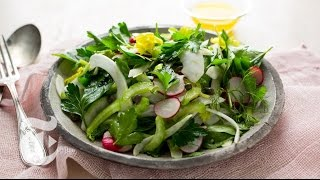 Shaved Vegetable Salad | Melissa Clark Recipes | The New York Times