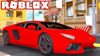 I bought a MACCHINA of 200,000 euros on Roblox (Vehicle Simulator ITA)
