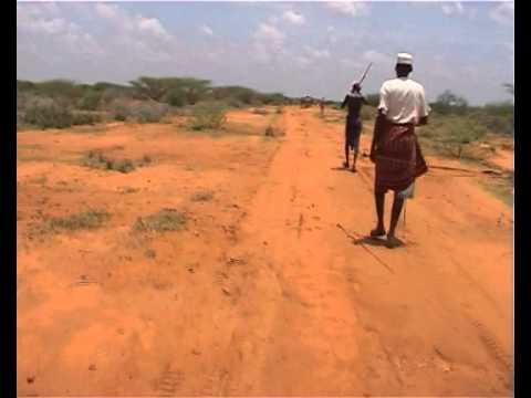 northern kenya rendille camel herders  of korr  kargi area marsabit district