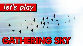 Gathering Sky gameplay: Beware the eagle! (PC/Mac/Android/iOS) | Let