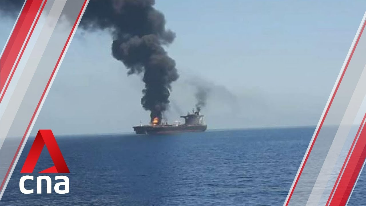 Iran rejects US accusation of involvement in tanker attacks