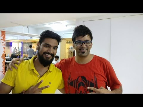 WittyFeed Office Tour Indore By Jitendra Vaswani