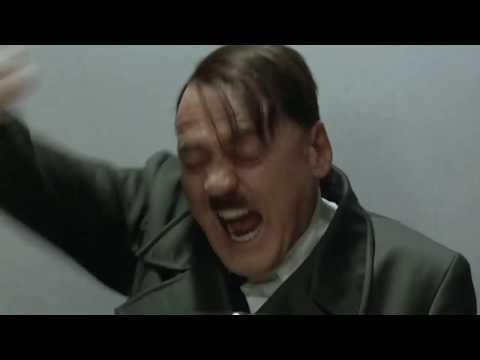Hitler ogląda TV Trwam i TVN. Lektor PL