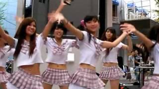 2010.8.8大須スーパーアイドルユニットOS☆U(Osu Super Idol Unit)が誕...