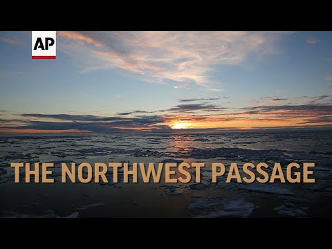 Warming Arctic Spurs Battles for Shipping Routes