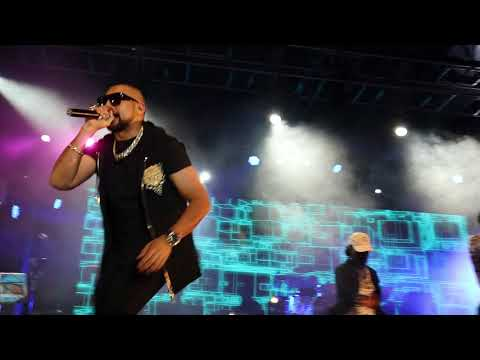 Sean Paul - Get Busy (Live at Caribbean Love Now)