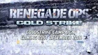 Renegade Ops Cold Strike Trailer
