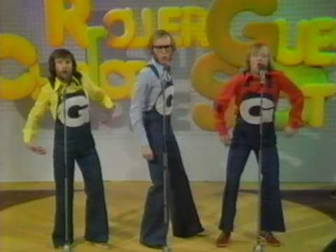 "The Goodies ""Funky Gibbon"""
