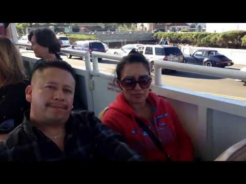 Santa Barbara land and sea tour.