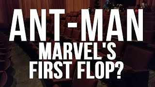 ANT-MAN: Marvel's First FLOP? - The Pull List 24