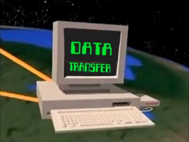 DATA TRANSFER theme song