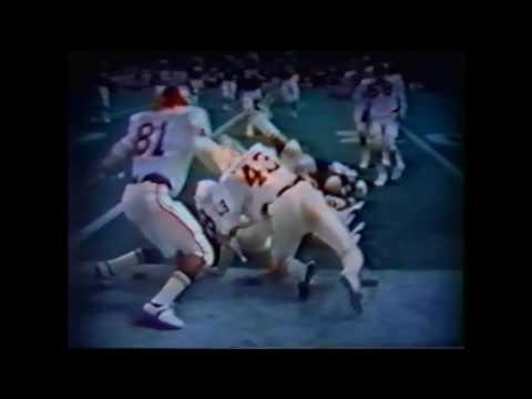1972 Sugar Bowl: Auburn vs  Oklahoma (1/1/72)