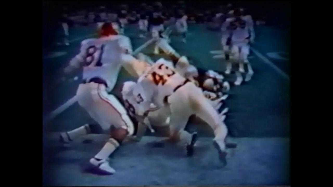 hot sale online b3a4c 1d827 1972 Sugar Bowl: Auburn vs Oklahoma (1/1/72)