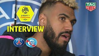 Interview de fin de match :Paris Saint-Germain - RC Strasbourg Alsace ( 2-2 )  / 2018-19