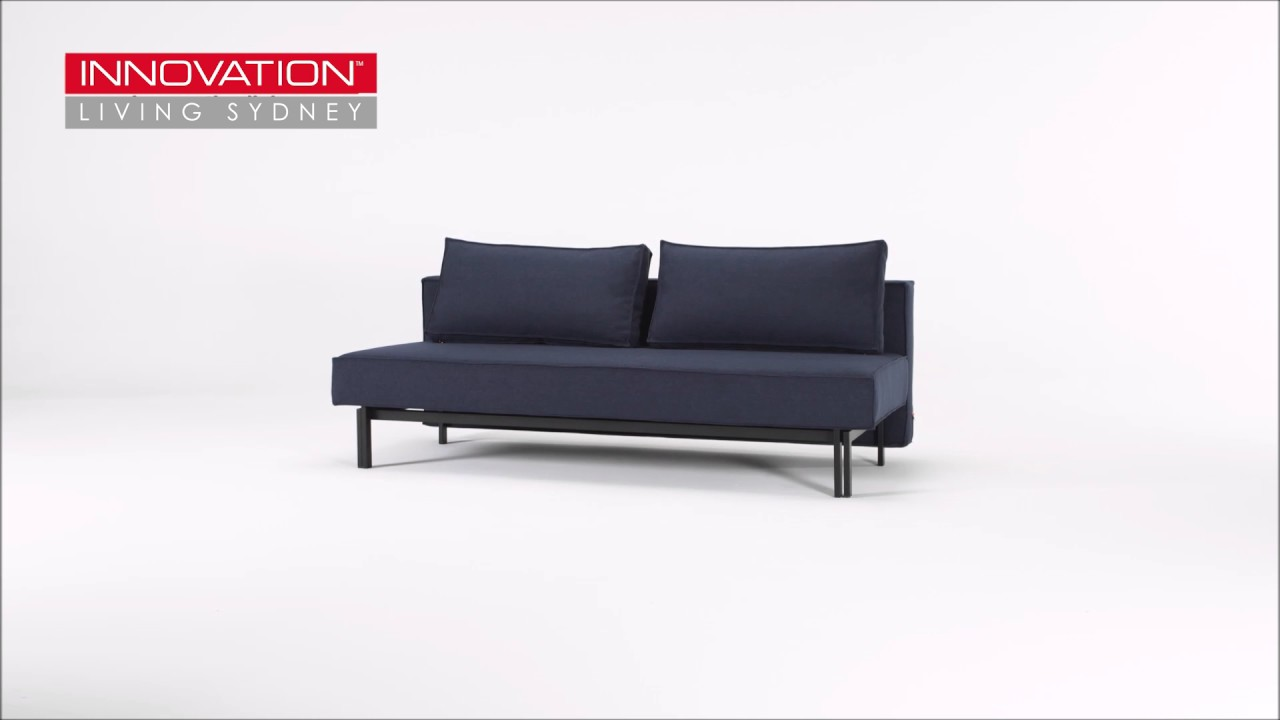 Sly Sleek Double Sofa Bed Innovation