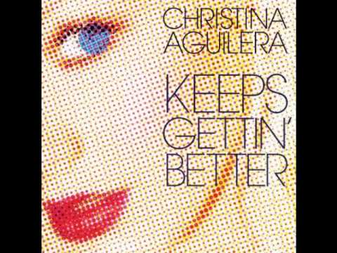 Christina Aguilera - Keeps Gettin' Better (Tom Neville's Worse For Wear Remix)