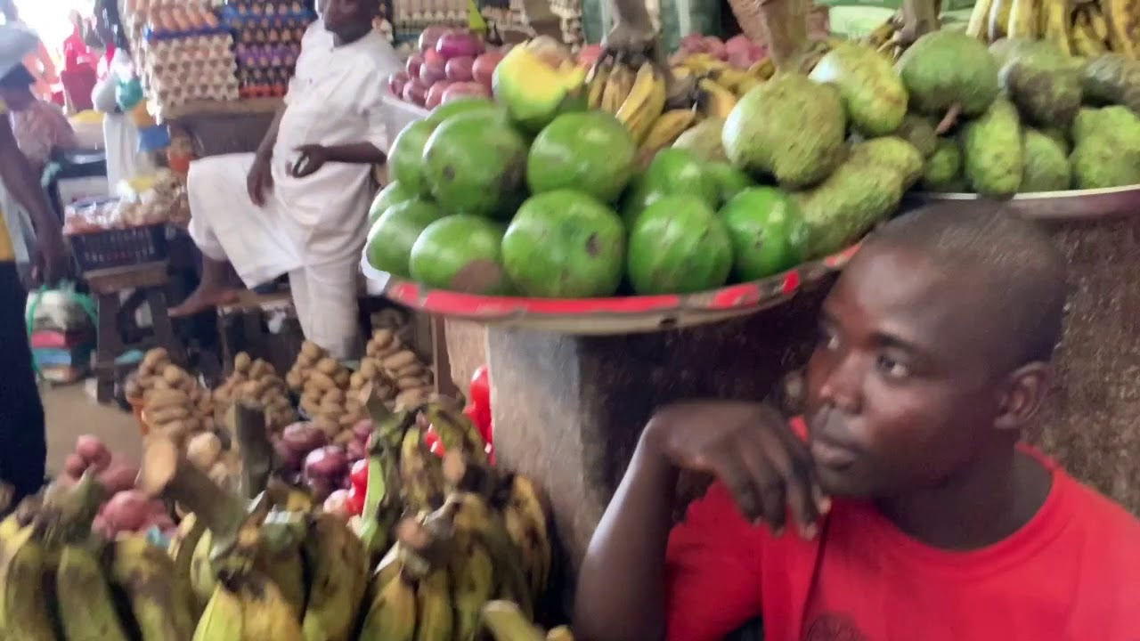 Exploring parts of  Wuse Market