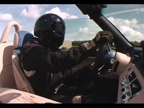 BMW Alpina Road Test | Black Stig Lap | Top Gear