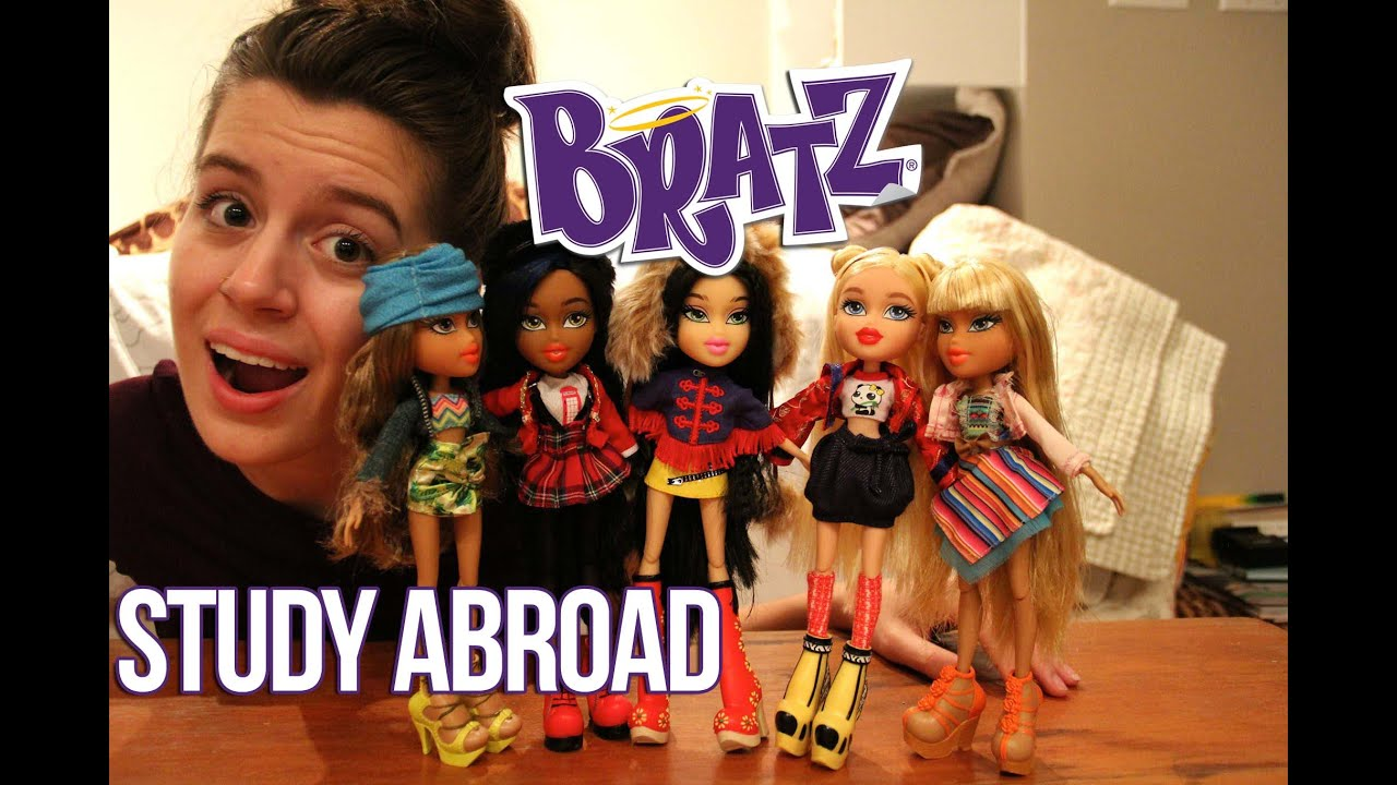 Study Abroad! | Commercial | Bratz - video dailymotion