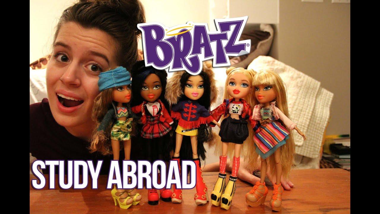 Bratz Study Abroad | Pinkoddy's Blog