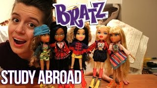 BRATZ 2015 Study Abroad Doll Collection Review