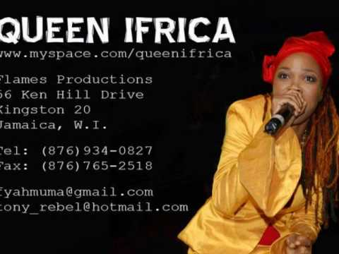 Queen Ifrica - The Will To Survive (Big Stage Riddim) July 2010