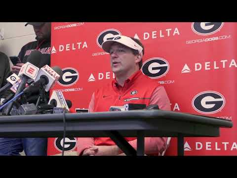 What Kirby Smart, Georgia players said after losing to Auburn
