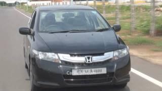 Honda City S iVTEC (AT) Test Drive - CarBeam.com