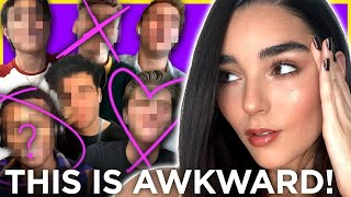 I Tried Dating 6 GUYS AT ONCE | Date Drop w/ Indiana Massara