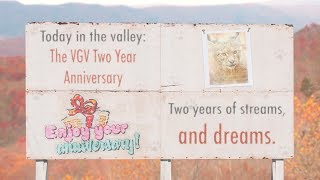 The VGV Two Year Anniversary | The Video Game Valley