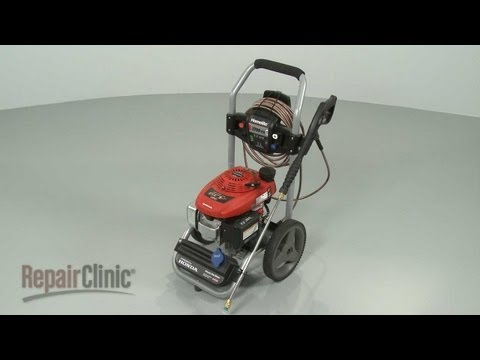 Homelite Pressure Washer Disassembly