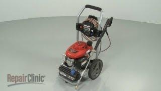Homelite Pressure Washer Disassembly, Repair Help