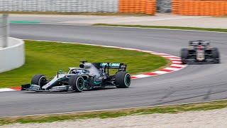 Formula 1 in 4K50 - F1 2019 Pre-Season Testing