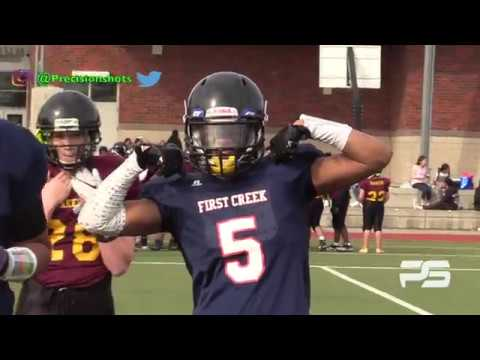 Baker Bulldogs Vs. First Creek Eagles Middle School Football 2019